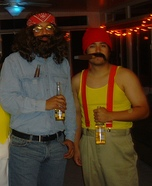 Cheech n Chong Homemade Costume