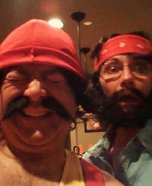 Cheech & Chong Halloween Costume