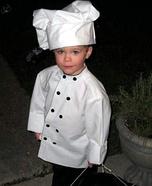 Chef Baby Halloween Costume