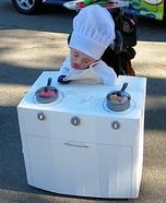 Chef EJ Costume