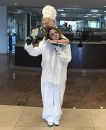Chef Murder Homemade Costume