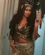 Cher Homemade Costume
