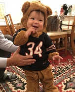 Chicago Bear Costume