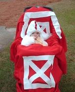 Chicken Barn Baby Costume