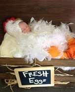 Infant Chicken Little Costume