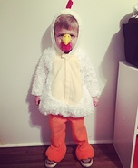 Chicken Little Costume