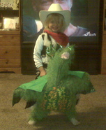 Childs Dragon Rider costume