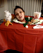 Chinese Food Homemade Halloween Costume