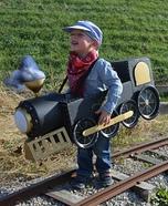 Choo-Choo Train Homemade Costume