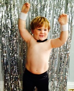 Chris Farley Chippendales Homemade Costume
