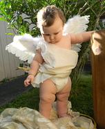 Chubby Cherub Baby Homemade Costume