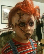 Chuckie Homemade Costume