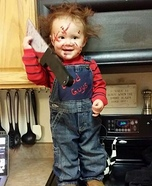 Chucky Costume for Babies