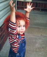 Infant Chucky Costume