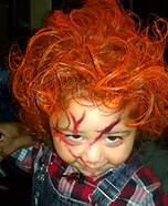 Infant Chucky Baby Halloween Costume