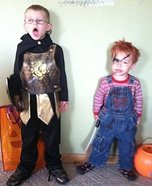 Chucky Boy's Costume