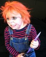 Chucky Girl Costume