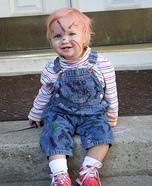 Good Guys Chucky Baby Costume