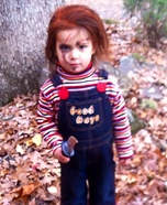Chucky Baby Girl's Costume DIY