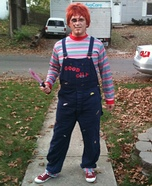 Chucky Adult Costume