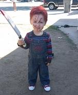 Chucky Baby Boy's Costume