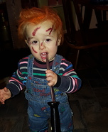 Good Guys Baby Chucky Costume
