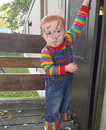 Good Guys Chucky Baby Halloween Costume