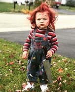 Chucky Toddler Halloween Costume