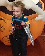 Chucky Homemade Costume