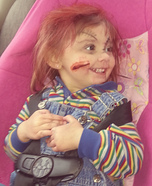 Chucky Baby Halloween Costume