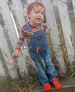 Child's Play Chucky Costume for Boys