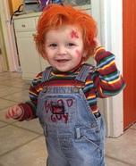 Child's Play Chucky Baby Costume