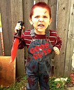 Child's Play Chucky Boy's Costume