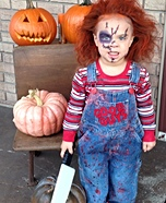 Child's Play Chucky Doll Costume
