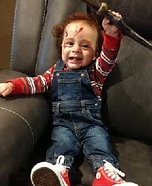 Chucky Good Guy Doll Homemade Costume