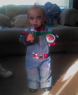 Chucky Doll Costume for Babies