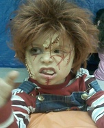 Child's Play Chucky DIY Costume