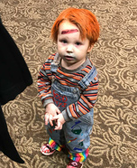 Chucky the Evil Doll Homemade Costume