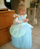 Children's book Halloween costumes - Toddler Cinderella Costume