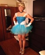 Women's Cinderella Costume