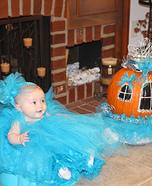 Cinderella Princess Baby Costume