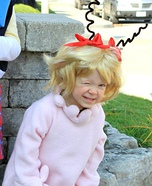 Cindy Lou Who Homemade Costume
