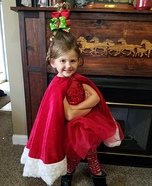 Cindy Lou Who Costume for Girl