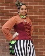 Circus Performer DIY Costume