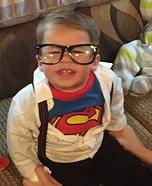 Clark Kent Baby Halloween Costume