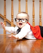 Toddler Clark Kent Costume