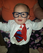 Infant Clark Kent Costume