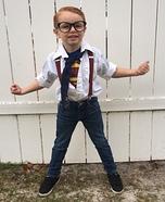 Boy's Clark Kent Costume