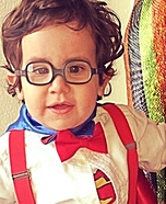 Clark Kent from Superman Homemade Costume