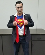 Clark Kent / Superman Homemade Costume